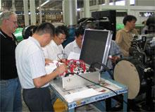 Perkins electronic engine training