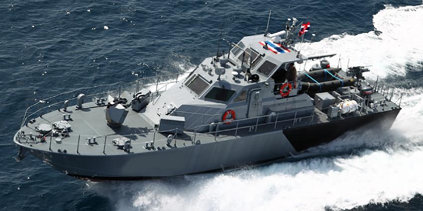 Thai Patrol Boat